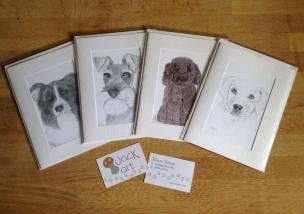 6. QUACK ANIMAL ART animal cards